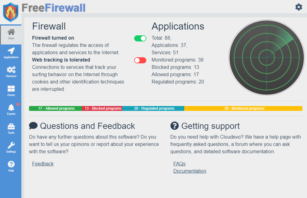 firewall software for windows 7 free download